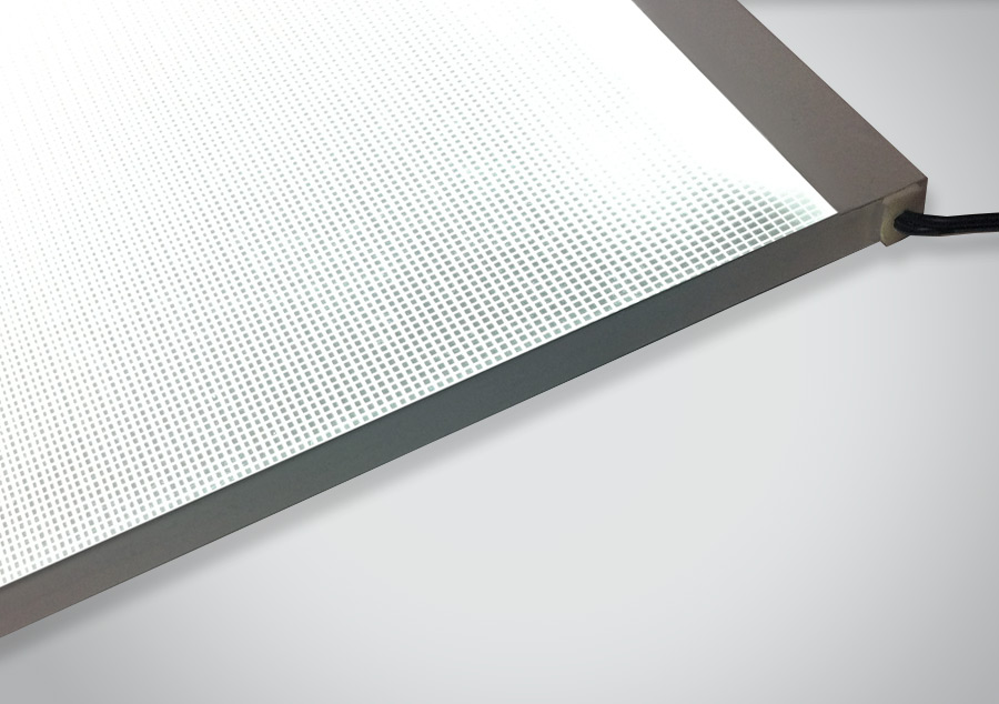 Max-High Output Frameless LED Light Panel Edge